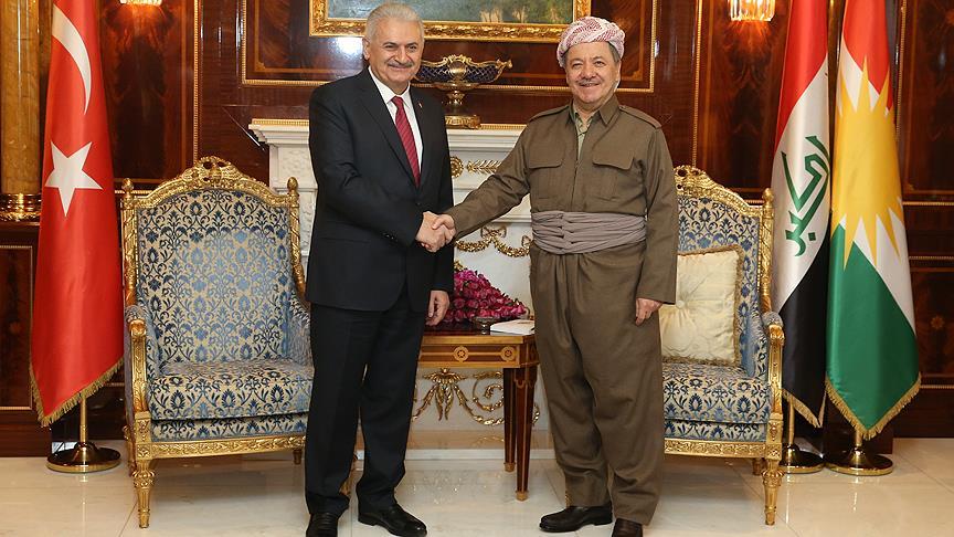 Barzani: Ziyaret Türkiye'nin Kürdistan'a desteğidir