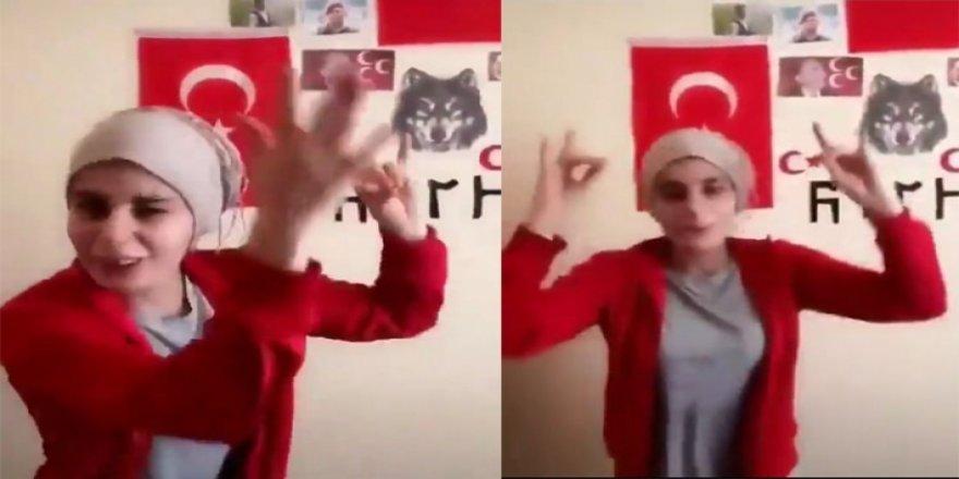 Kürtlere karşı ırkçı saldırıları ve tecavüzü öven kadına tepki yağdı
