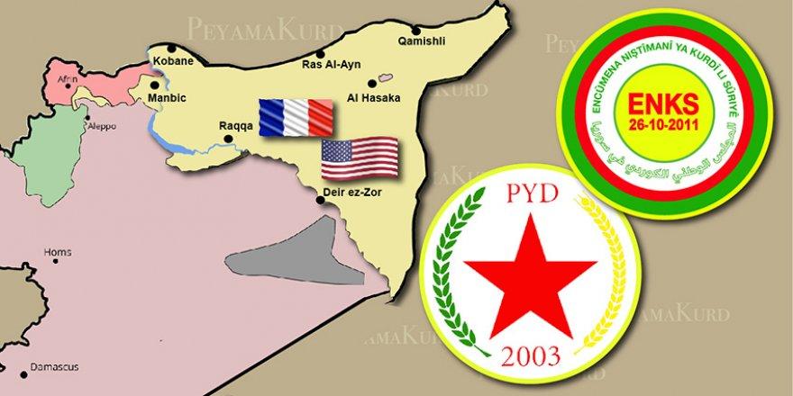 Rojava | ABD'den 'Siyasi Karar Mercii' için eşit paylaşım önerisi