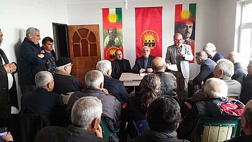 """HAK-PAR Başkanlık Kurulu: """"Türkiye'nin en temel sorunu Kürt sorunudur"""""""