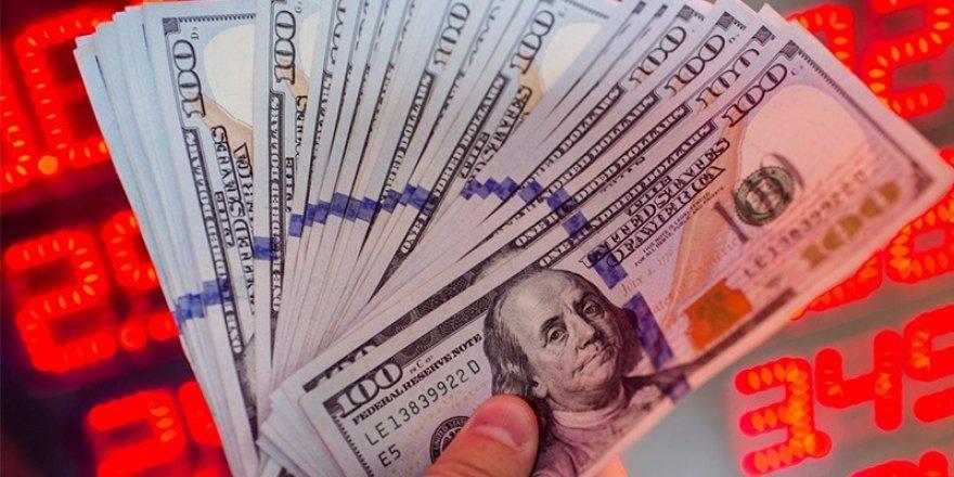 Türk Lirası'ndaki erime artıyor: Dolar, 7,55 seviyesini aşarak rekor tazeledi