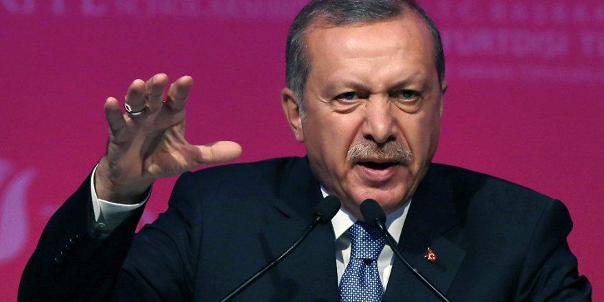 Erdoğan: Türkiye Suriye'den tamamen çekilirse bölge barışa mı kavuşur?