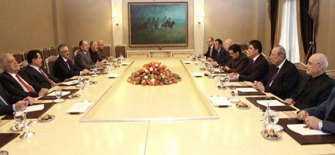KDP ve KYB'den ortak bağımsızlık komitesi