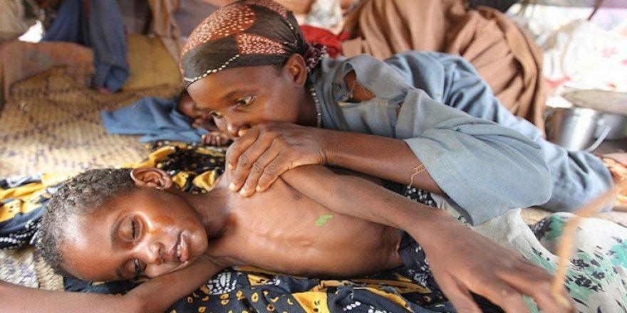 WFP: Milyonlarca insan açlıktan ölmenin eşiğinde