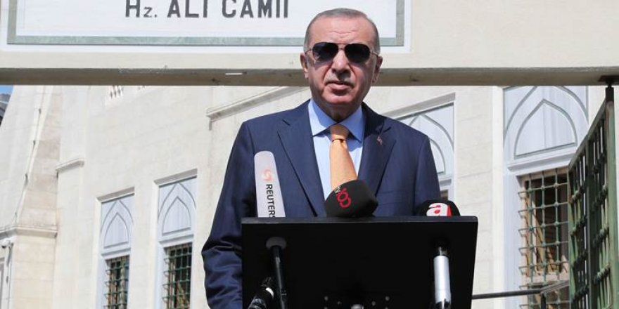 Erdoğan: Oruç Reis'i limana çektiysek bir anlamı var