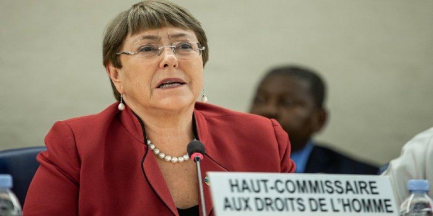 BM Komiseri Bachelet: Failler savaş suçundan yargılanmalı