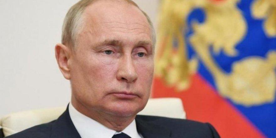 Putin: Hipersonik silah geliştirmek zorunda kaldık