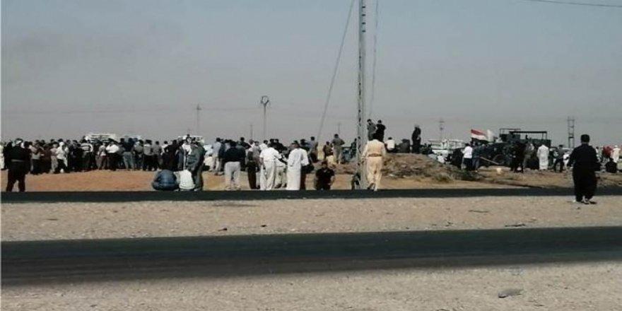 Kerkük'te, Araplar, Kürtlerin tapulu arazilerine el koyuyor!