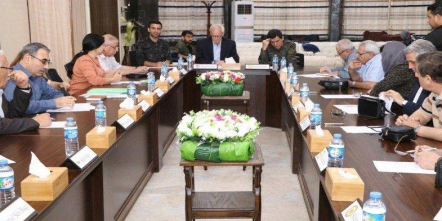 Tarihi adım: Rojava'da 'Kürt Yüksek Konseyi' kuruldu