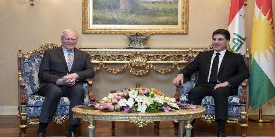 ABD: Suriye Özel Temsilcisi Jeffrey, Neçirvan Barzani ile bir araya gelecek