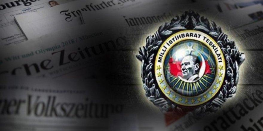 MİT'in Almanya'daki faaliyetleri siyasi partilerin odağında