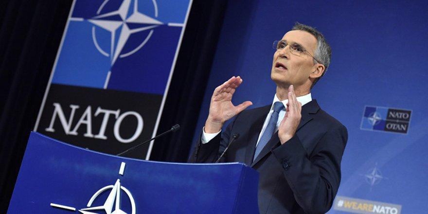 NATO'dan Doğu Akdeniz mesajı: Platform oluşturuyoruz