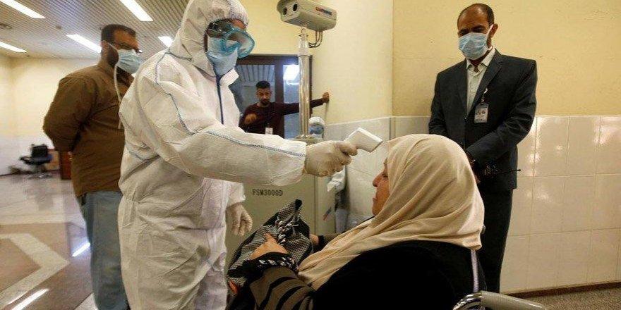 Irak'ta 1 günde 5055 virüs vakası
