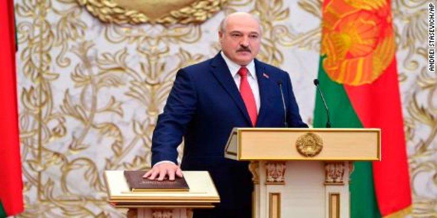 ABD'den Lukaşenko hakkında flaş karar!