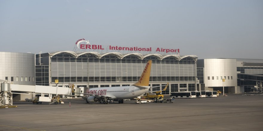 Erbil ve İstanbul arasında doğrudan uçuşlar başladı
