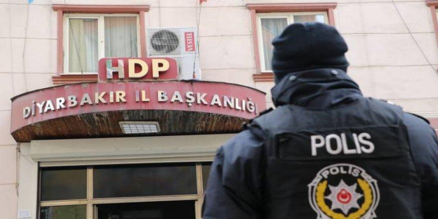 HDP'ye 'Kobanê' operasyonu: Çok sayıda gözaltı