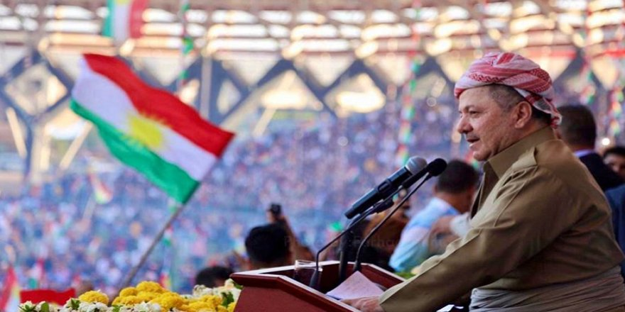 Başkan Mesud Barzani'den net mesaj: Boyun eğmiyoruz!