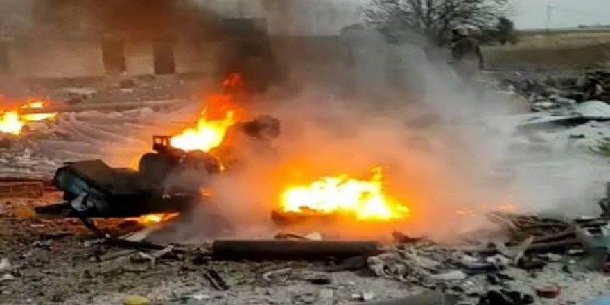Sere Kani'de bomba yüklü araçla saldırı: 7 ölü, 14 yaralı