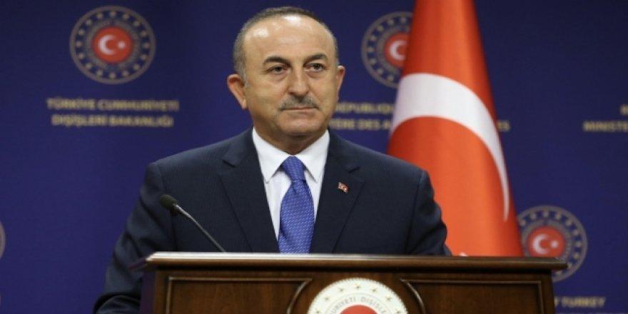"""Türkiye: """"Sahada ve masada Azerbaycan'ın yanındayız"""""""