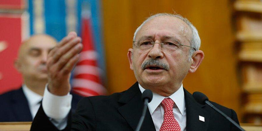 Kılıçdaroğlu: YPG ayrı bir devlet kuruyor ama Erdoğan'ın buna hiç sesi çıkmıyor