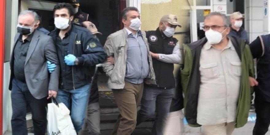 Siyasetçilerin gözaltı süresi uzatıldı