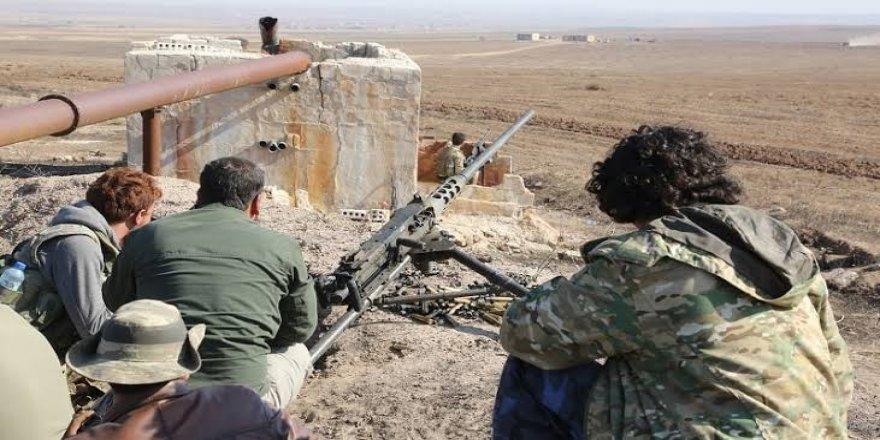 SOHR: Efrin'deki SMO milisleri Azerbaycan'a taşındı
