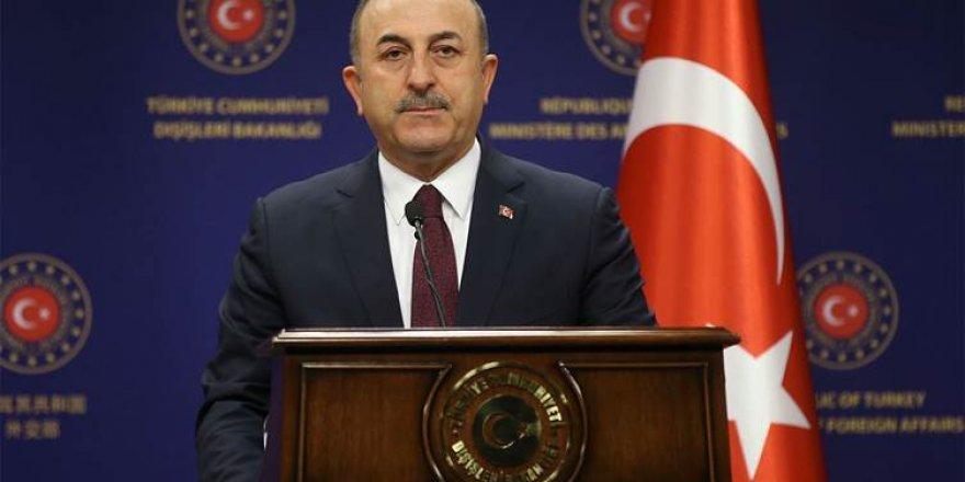 Çavuşoğlu: Tek çözüm var, Ermenistan, Azerbaycan topraklarından çekilecek