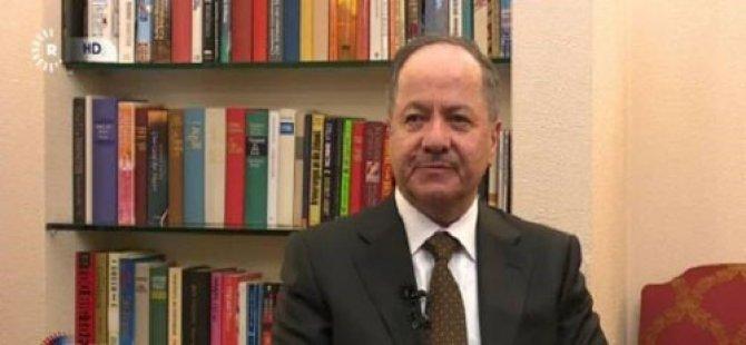 Barzani Davos'ta: 'Bağımsızlıktan vazgeçmem'