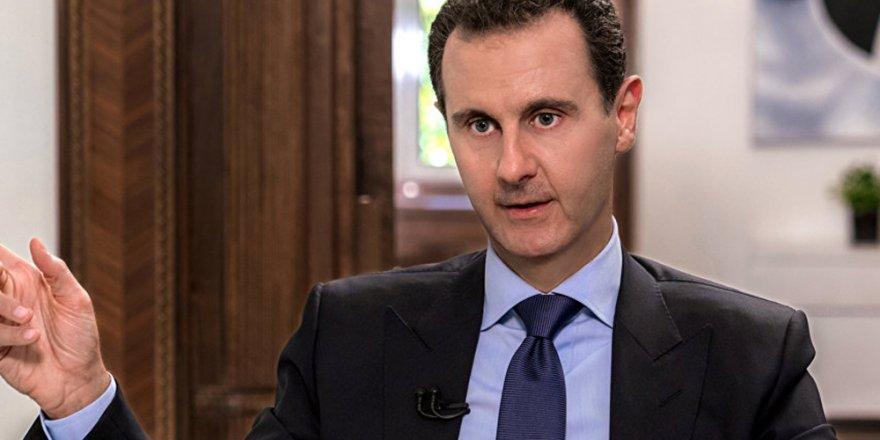 ABD'den Esad rejimine Sezar yaptırımı!
