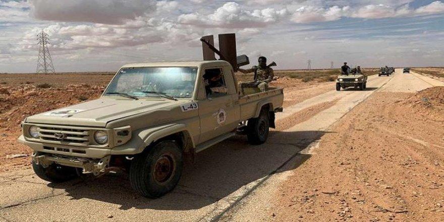 Libya'da savaşan taraflar Mısır'da bir araya geldi