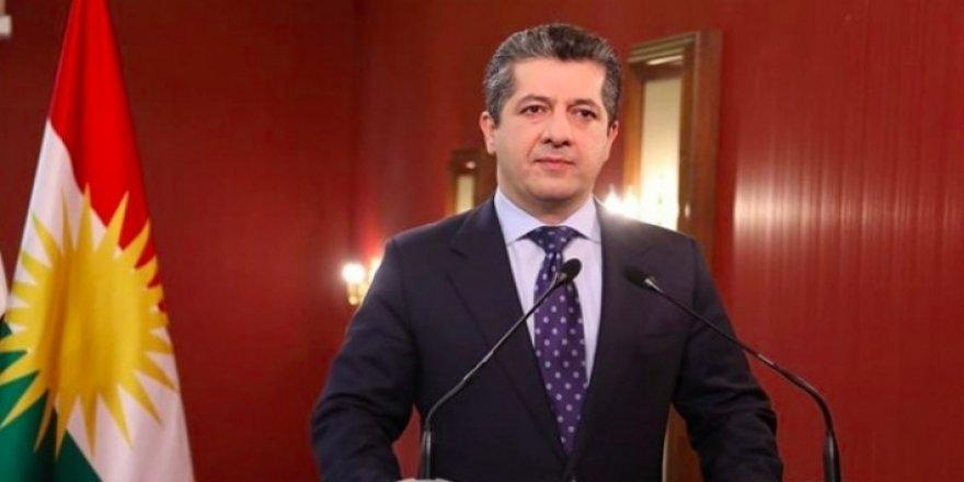 Başbakan: Kürdistan'ın istikrarını bozma girişimlerine izin vermeyeceğiz