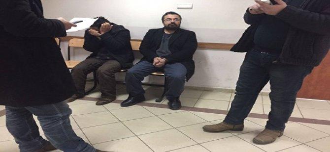 PAKURD Dönem Sözcüsü İbrahim Halil Baran  tutuklandı