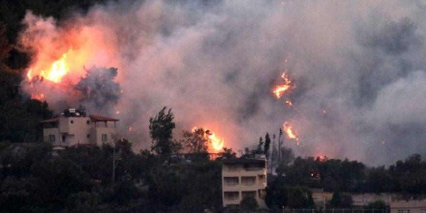Hatay'daki orman yangınlarıyla ilgili 2 kişi tutuklandı