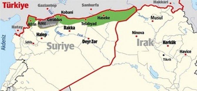 'Rusya Rojava Kürdistanı'na özerklik önerdi'