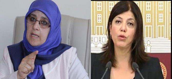 HDP'li iki kadin milletvekili gözaltına alındı