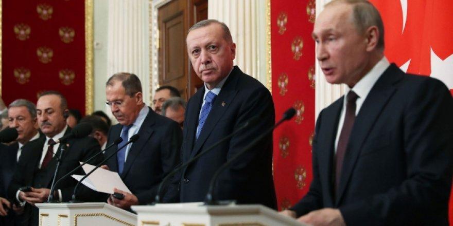 Putin: Karabağ'daki çatışmalara Ortadoğu'dan militanların katılması endişe verici