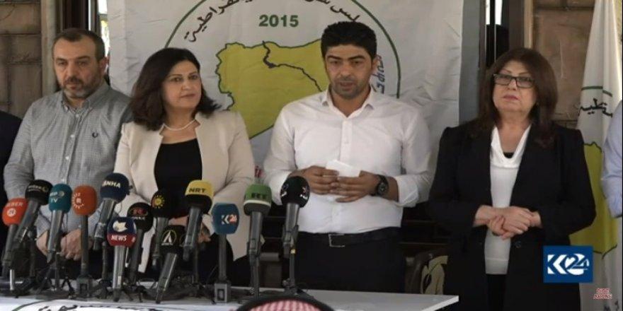 Aralarında ENKS'lilerin de bulunduğu 631 tutuklu serbest bırakılıyor