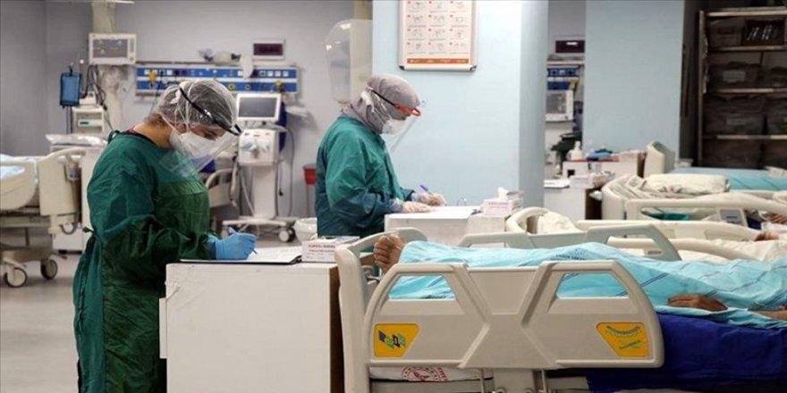 Türkiye'de günün coronavirüs bilançosu: 66 ölüm, 1693 vaka