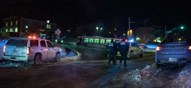 Kanada'da camiye saldırı: En az 6 ölü