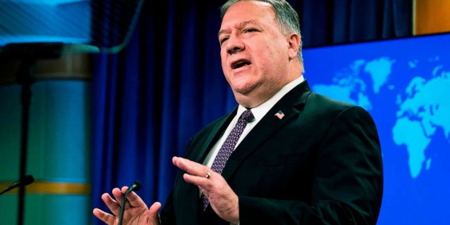 ABD Dışişleri Bakanı Pompeo: Umarım Ermenistan, Azerbaycan karşısında kendisini savunabilir
