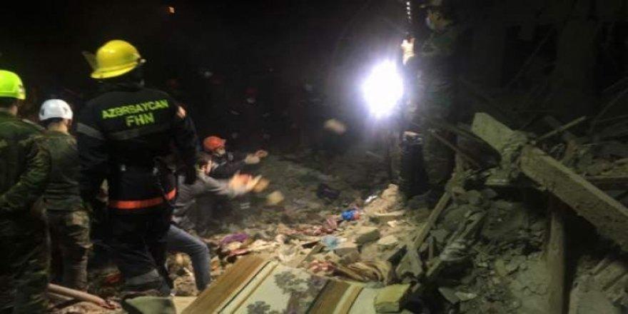 Ermenistan Gence kentini vurdu: Ölü ve yaralılar var