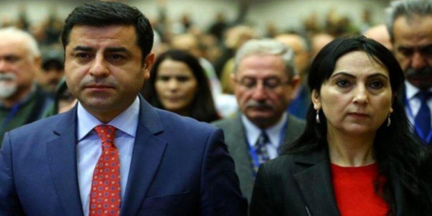 Yüksekdağ ve Demirtaş'ın tutukluluklarına yine devam kararı