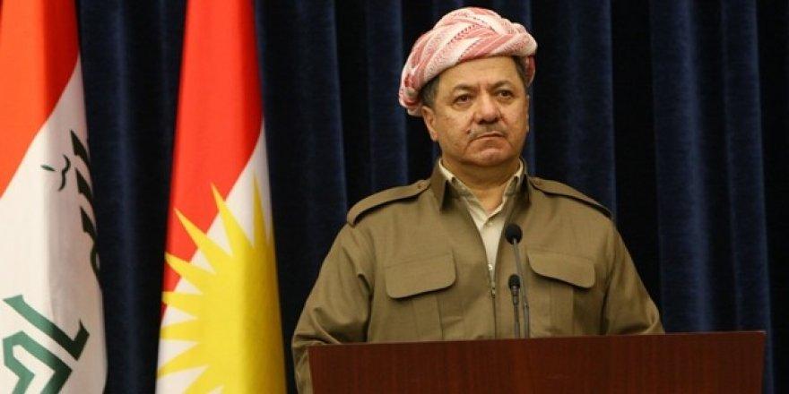 Başkan Barzani: Bu saldırılar Kürt halkının yüce değerlerini zedeleyemez