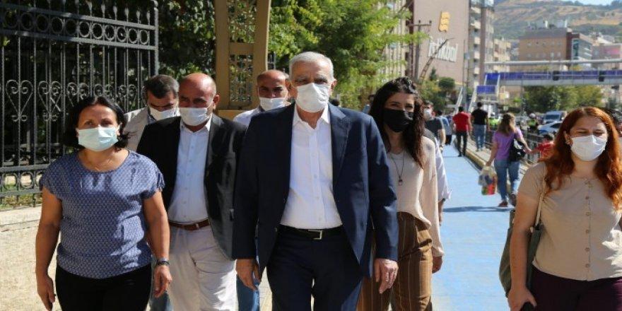 Kobani soruşturması: Ahmet Türk de ifadeye çağrıldı