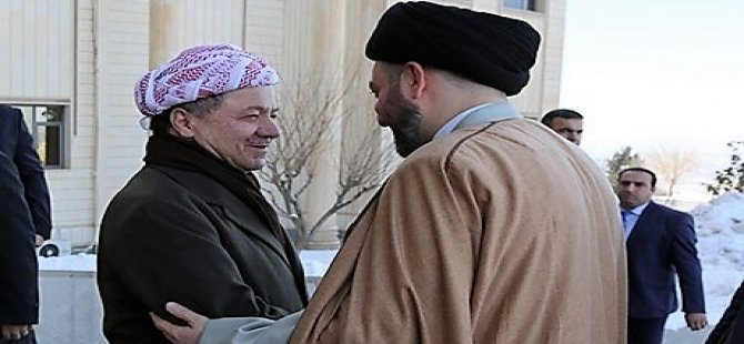 Başkan Barzani: Önce haklarımız