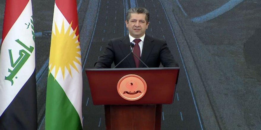 Başbakan: Stratejik projeleri Kürdistanlı firmalar hayata geçiriyor