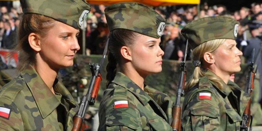 Hollanda'da 'cinsiyet eşitliği': Kadınlara da zorunlu askerlik geliyor