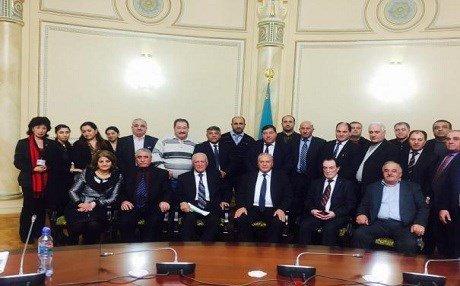 Kazakistan Kürtleri'nden Kobani'ye destek