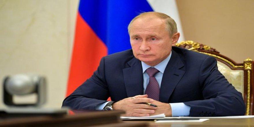 Putin: Dağlık Karabağ'da Türkiye ile farklı görüşlerimiz var