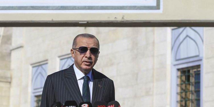 Erdoğan: Amerika'nın bu yaklaşımı kesinlikle bizi bağlamaz